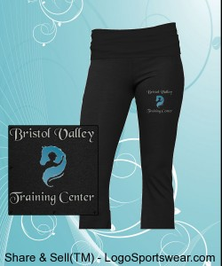 Black/purple Yoga pant Design Zoom